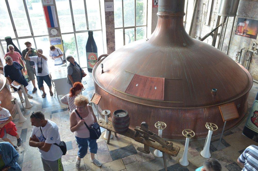 Музеј пива у Зрењанину