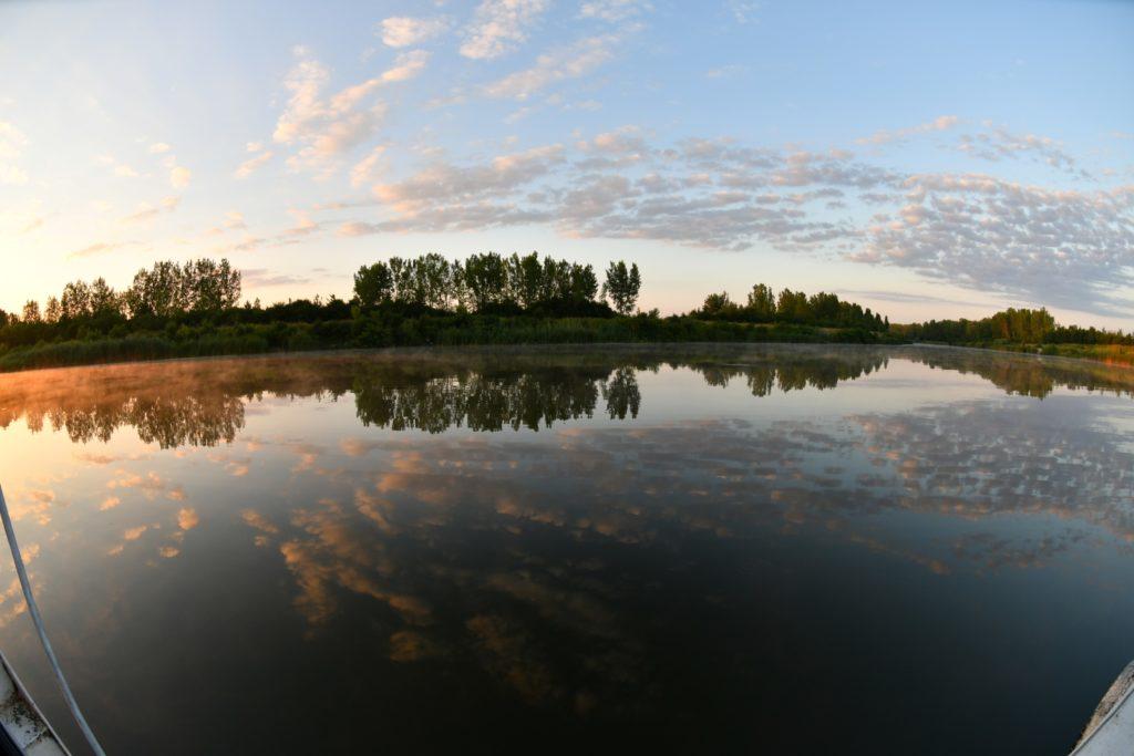 Сумрак на каналу