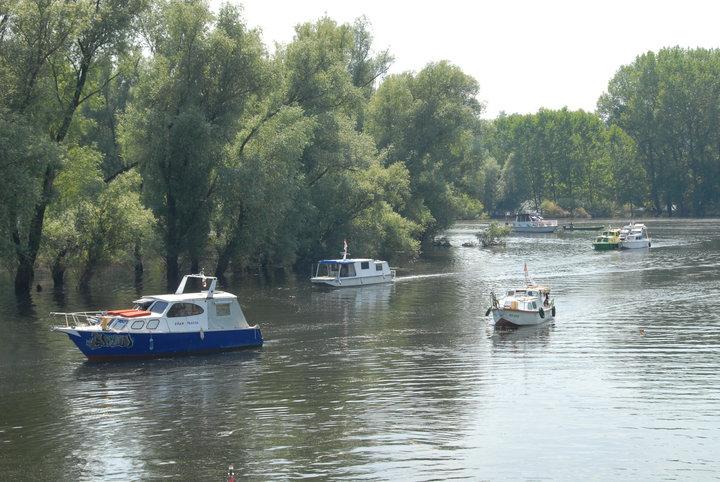 Упловљавање у Бачко Ново Село